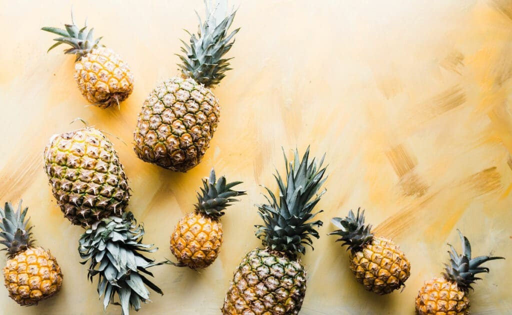 Best Way to ripen pineapples quickly