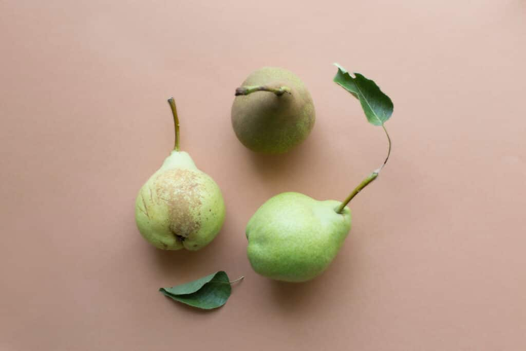 How to Tell Pears are Ripe?
