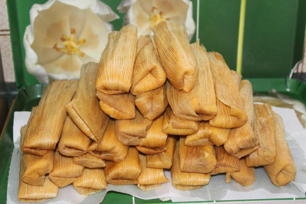 Best Way to Reheat Tamales
