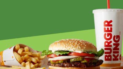 Does Burger King Serve Pepsi or Coke Beverages?
