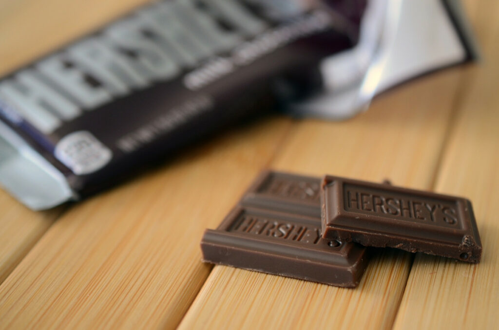 How Many Squares in a Hershey's Chocolate Bar?