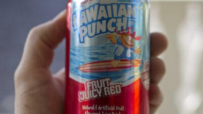 Is Hawaiian Punch Juice or Soda?