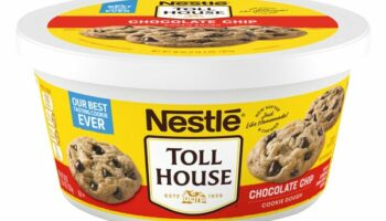 Can You Microwave Nestle Toll House Cookie Dough?