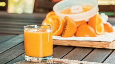 Does Orange Juice Have Caffeine?