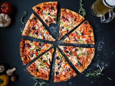 Medium Pizza Slices